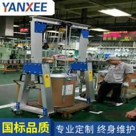 上海800kg铝合金龙门架简易铝合金龙门架