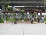 鐵 戶外棚頂定製 鐵藝涼亭 鐵藝裝飾棚 婚慶門拱