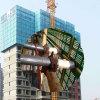 防坠落物建筑爬架网片,工地施工安全网外围防护网,建筑爬架网片