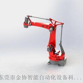 金协 多轴行走锻造机械手  自动化设备厂家
