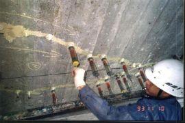 混凝土裂缝修补成都地铁混凝土裂缝修补
