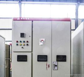10kv1000kw笼型水阻柜生产过程_