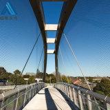 橋樑防護不鏽鋼繩網 不鏽鋼鋼絲繩網 動物園圍網