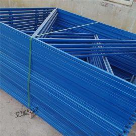 工程外架钢板网 铁板圆孔金属网 建筑脚手架铁网