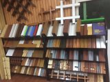 凸型鋁方管天花吊頂-凹凸卡龍骨鋁方通0木紋四方管