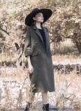國內新款品牌女士服裝沐沐服飾梵斯奴19冬品牌折扣