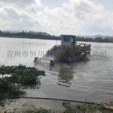 湖北多功能芦苇收割船 水藻打捞武汉保洁船