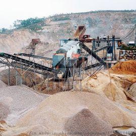机制砂的生产工艺,人工砂制砂机