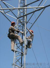 鐵塔維護,投光燈塔維修,刷漆,效果好