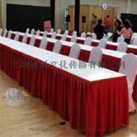 1.8折叠桌租赁 1.2米长条桌出租 宴会桌椅租赁