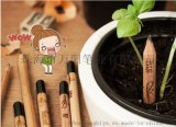 生态种子铅笔 萌芽铅笔 8支装奇葩生日礼物