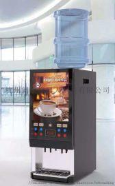 全自动速溶奶茶咖啡机 杭州问顶303奶茶咖啡机