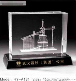 广州水晶内雕模型订做厂家 供应水晶内雕礼品