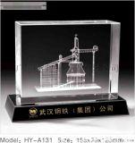 廣州水晶內雕模型訂做廠家 供應水晶內雕禮品