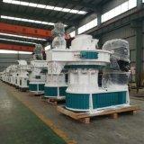 木屑颗粒机生产流程 安徽整套锯末造粒机生产线