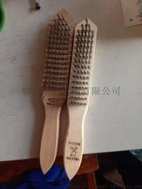 钢丝刷 除锈用的钢丝刷