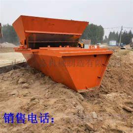 新疆水渠成型机  定制液压自动水渠成型机