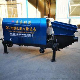 专注液压柴油动力混凝土输送泵设备
