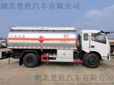 不超重碳钢罐8吨加油车湖北楚胜可分期包送