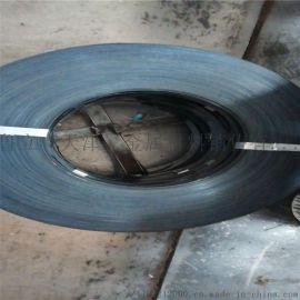 k原厂现货 发蓝钢带 铁皮打包带0.8*32mm