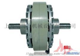 双轴磁粉离合器24V张力控制器 口罩机专用小扭矩
