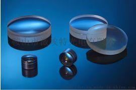 厂家供应胶合透镜、聚焦镜、目镜,切边镜片等光学元件