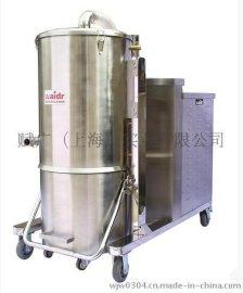 耐高温工业吸尘器 大功率桶式工厂车间用吸尘器 三相电工业吸尘器