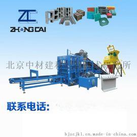 湖南砖机QTY6-15液压水泥空心砖机一机多用免烧环保