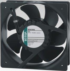 源顶电气SOTOP品牌IP55全金属替镁合金扇叶110V380V温控保护报警功能正反转耐腐蚀轴流风机SF2072HA2