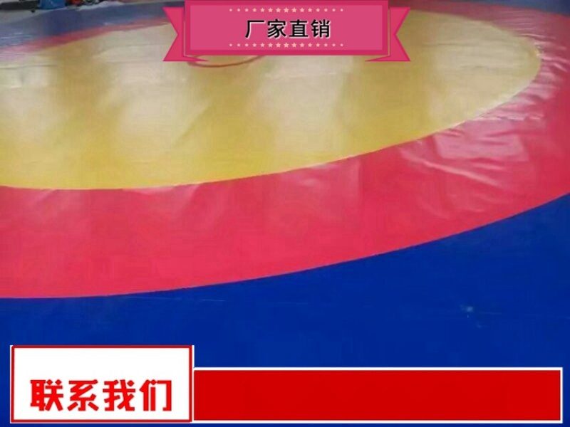 摔跤垫质量好 海绵压缩体操垫厂家供应