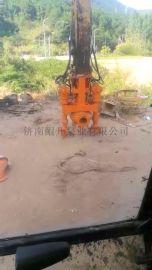 挖机搅拌抽泥泵 液压抽取泥浆泵 挖掘机挖泥泵