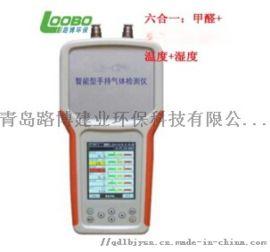 LB-CP6便携室内空气质量检测仪可检测几种参数