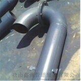 污水池W-150弯管通气管 DN200A型通气帽