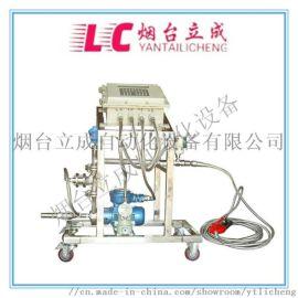 液体自动定量分装大桶设备-烟台立成