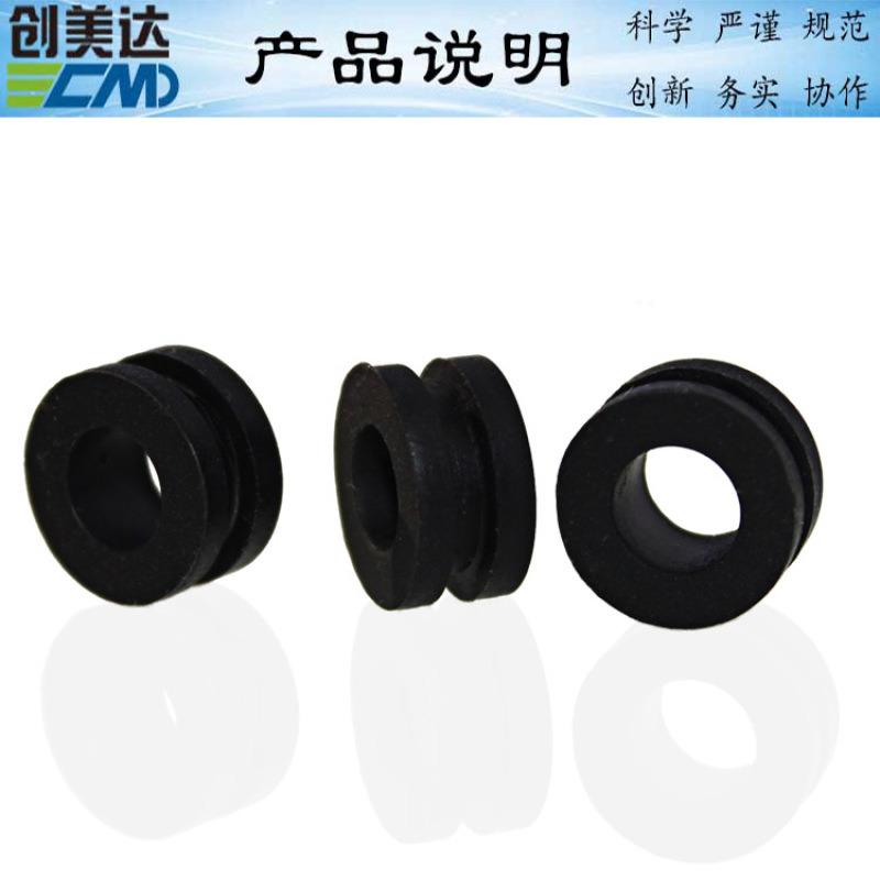 清远弹性高耐侯性强硅胶垫圈质量过硬深圳密封圈品质好