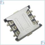 SIMMP-006XXB033-G推拉式SIM卡座
