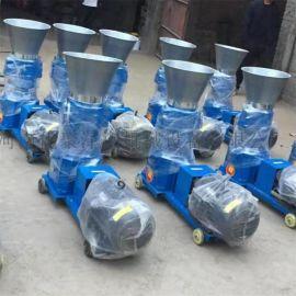 鸡鸭饲料颗粒机养殖厂  饲料加工机械