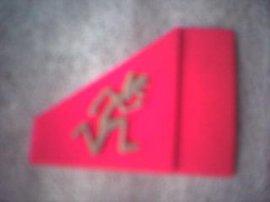 PVC微量射出商标