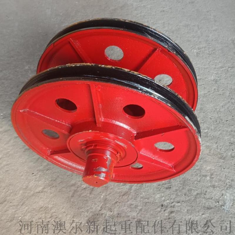 起重机铸钢铸铁滑轮组 / 起重机  造船专用滑轮