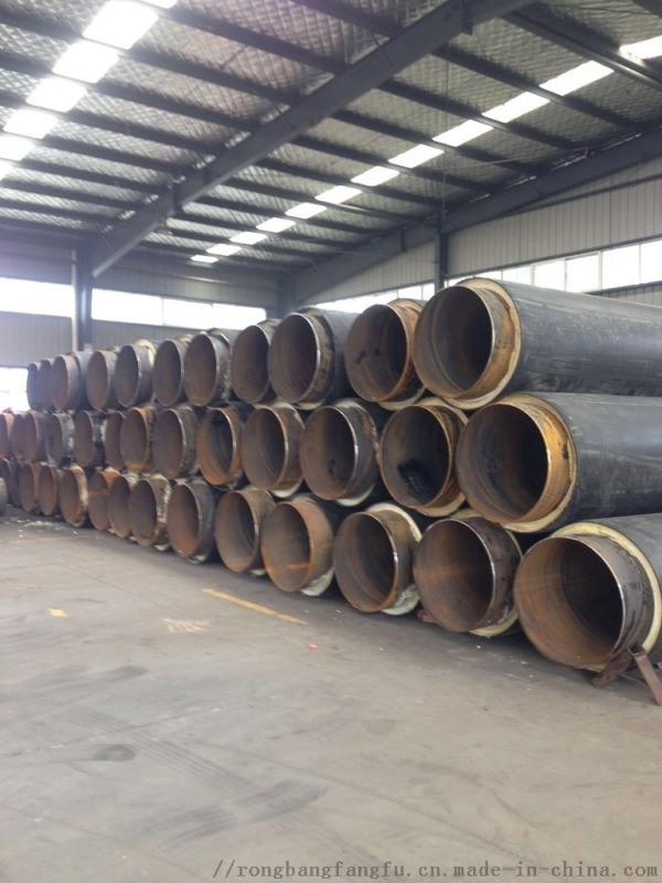 玻璃钢直埋保温管,玻璃钢缠绕管道库存