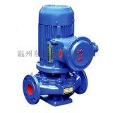ISGB立式管道油泵