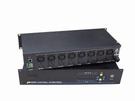 以太网电源控制器(IPCS-NET8)