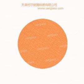 玻璃划痕修复工具-橙色研磨片(2英寸)