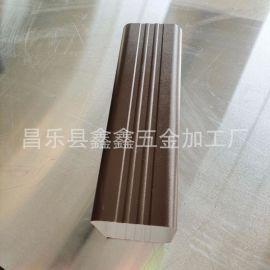 北京方形雨水管哪里有生产的 金属排水管