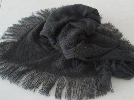 马海毛围巾