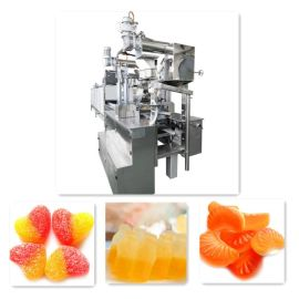 厂家直销全自动软糖生产线 多功能全自动糖果机械设备 糖果机