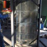 廠家供應隔音門吸音板建築材料 景觀護欄型圍擋聲屏障
