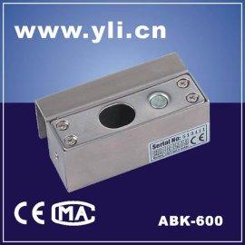 玻璃门专用电插锁支架(ABK-600)