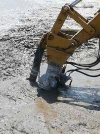 江淮QSY挖机液压式泥沙泵 液压砂浆泵 挖掘机清淤泵