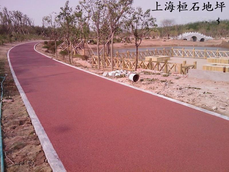 生态性无砂透水混凝土凝胶增强料桓石2017541 产品说明